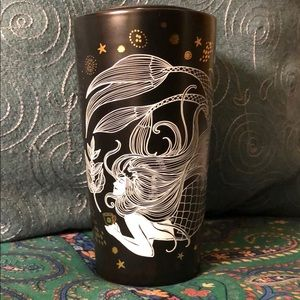 Starbucks Siren Ceramic Travel Cup